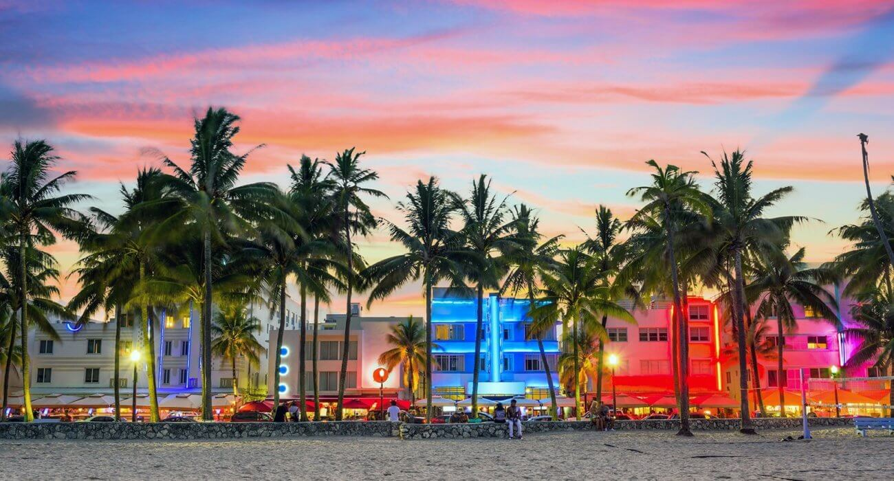 Early Summer Party Break to Miami Beach USA - Image 1